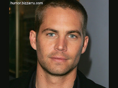 Bruno Nogueira brinca com a morte de Paul Walker