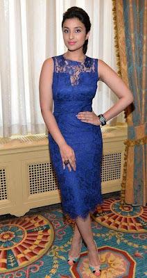 Parineeti Chopra at the Toronto International Film Festival