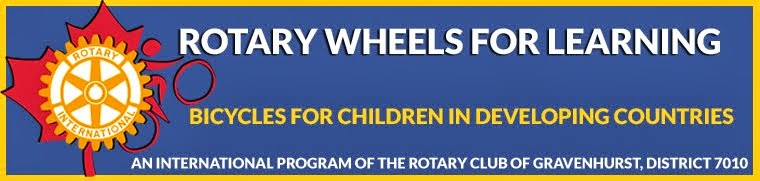 Rotary Wheels for Learning