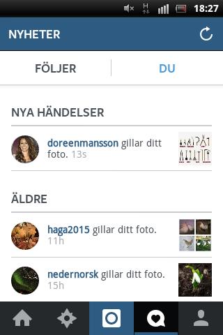 Instagram @bellaslantliv, Doreen Månsson, starstruck
