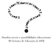 XII Semana de Educação da UFRJ