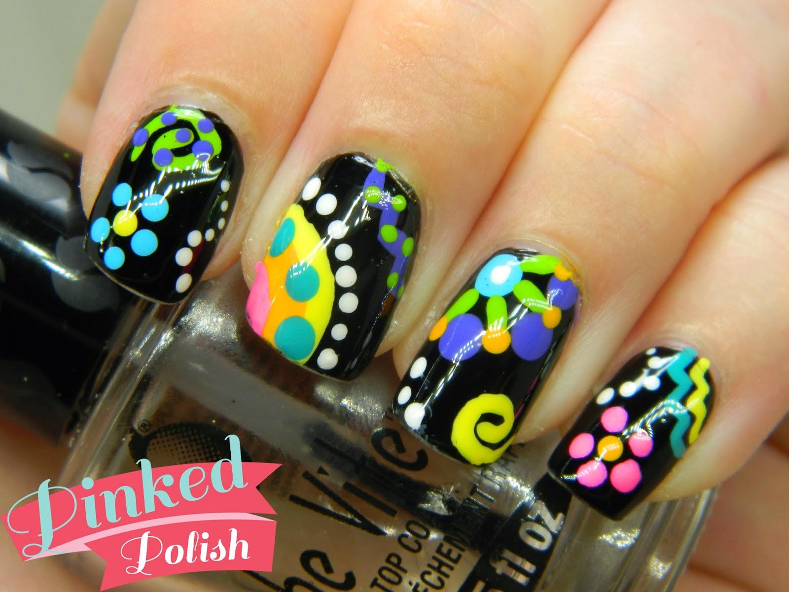 Pinked Polish Nail Art Fun