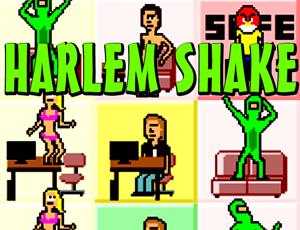 Harlem Shake Youtube Oyunları