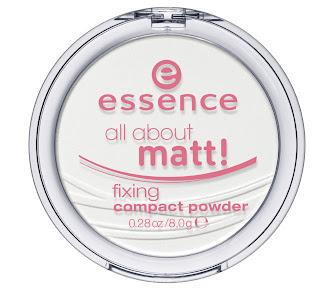 Poudre matifiante All about Matt! de Essence fixing powder