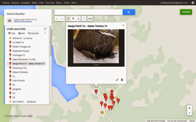 Mappa Boulders