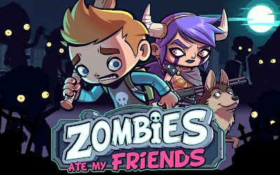 ZOMBIES ATE MY FRIENDS 1.4 Apk Mod Full Version Data Files Download-iANDROID Games