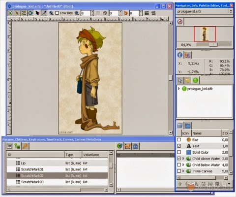 Synfig Animation Software Free Download