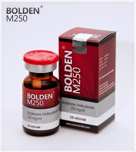 boldenone m250