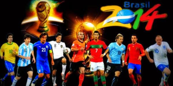 Julukan Timnas Peserta Piala Dunia 2014