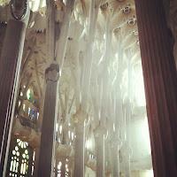 Sagrada Família, Barcelona, Spain