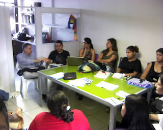 Primeira reunião ampliada do Escuta Diversa (Foto: Divulgação/Elos)