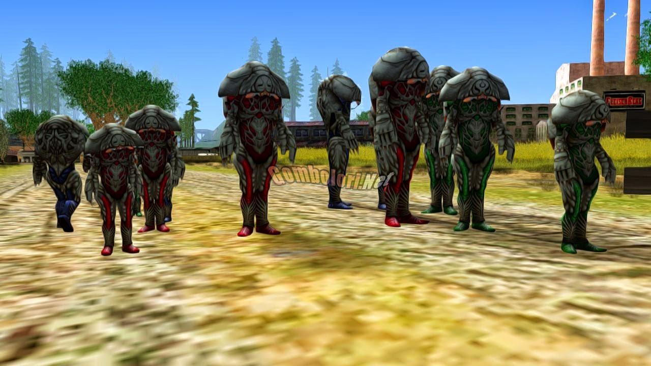 Villains Monster Enemies Kamen Riders