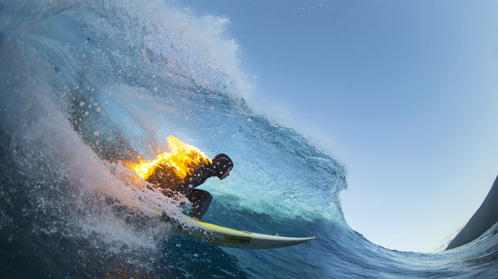 JOB on Fire Photo by Ben Thouard