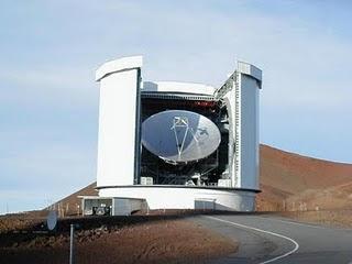 telescopio monte Kea