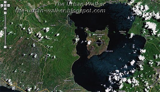Online Mapping Portals To View And Query On Philippine Maps - Map of the philippines via satellite live
