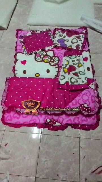 Baby bed set HK handmade jogja pojokhandmade.com
