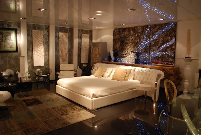 Meubles chambre coucher contemporaine for Mobilier chambre a coucher contemporain