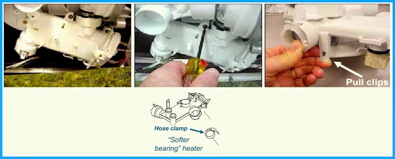 fejl ved bosch opvaskemaskine