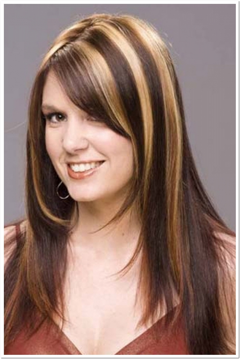 choosing highlights for brown hair inspiration