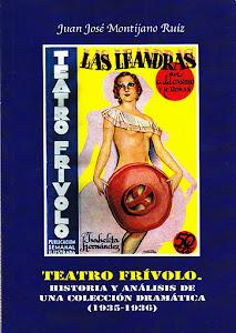 Teatro Frívolo. Historia y análisis de una colección teatral de preguerra (1935-1936)