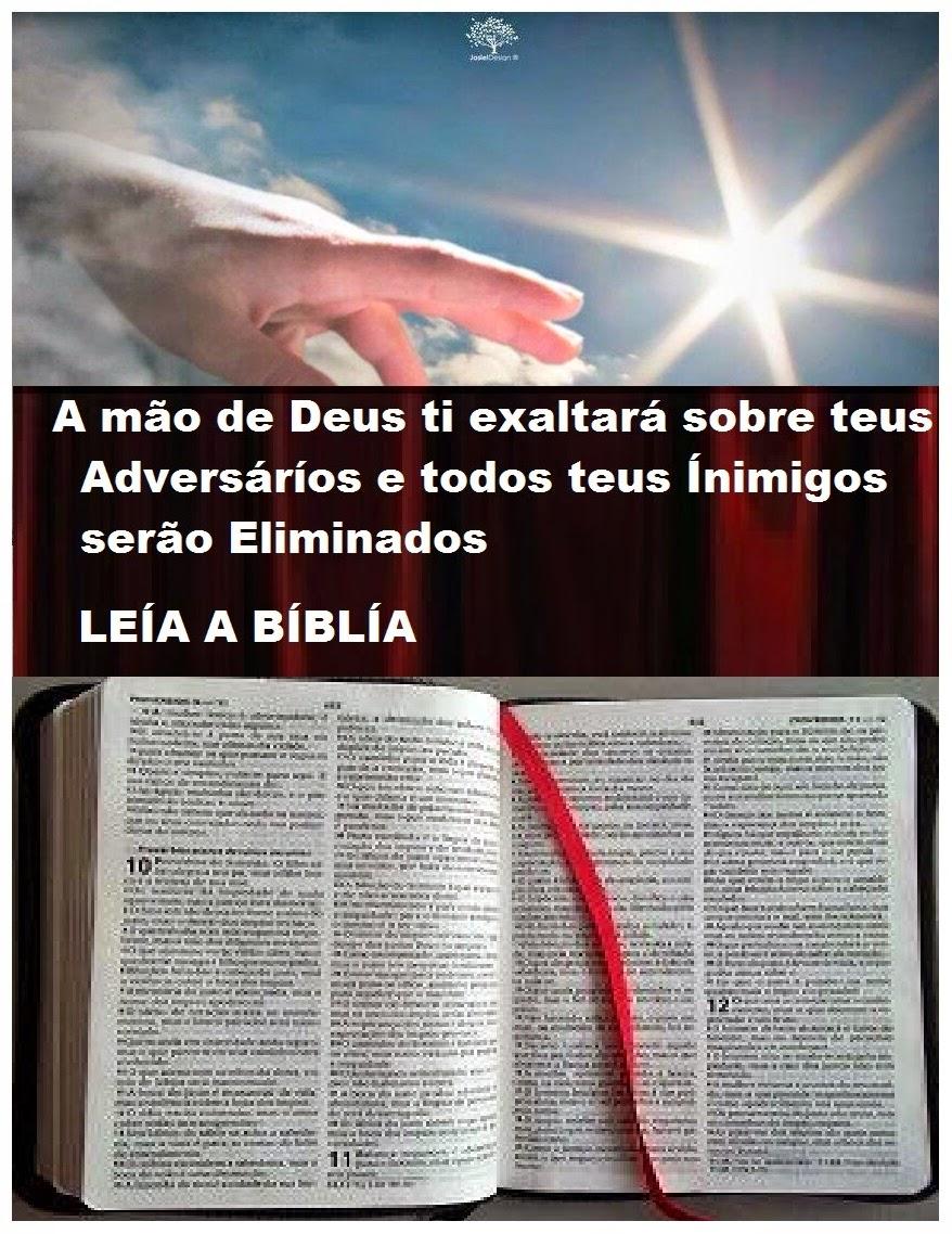 A PALAVRA DE DEUS LEÍA A BÍBLÍA