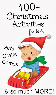 An amazing collection of Christmas Activities for Kids