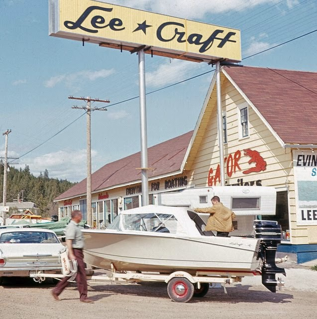 Lee Craft Boats