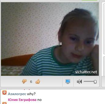 Vk Vichatter Stickam Omegle Young Girls