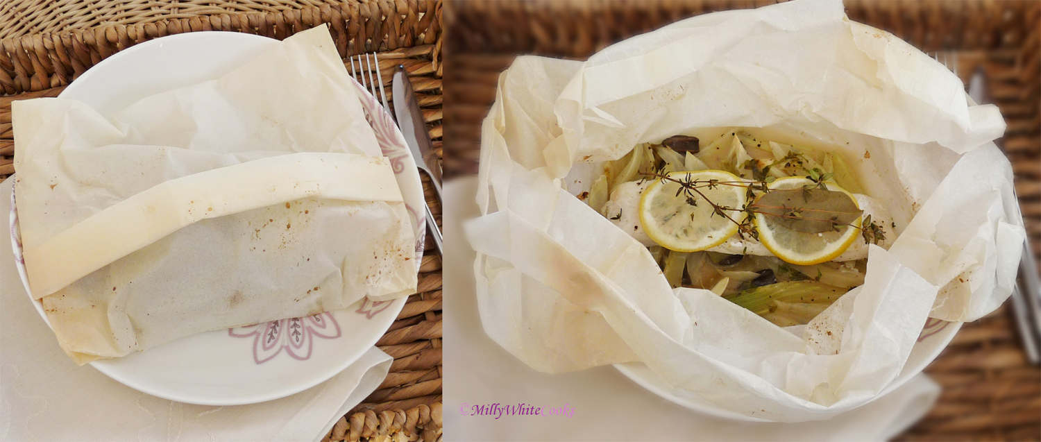 Cooking 'En Papillote'
