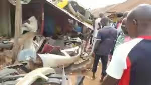 Explosion at Enugu LG election centre