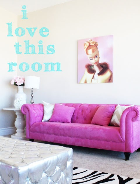 kandeej.com: Home Decor: How to Add some Dazzle any Room!
