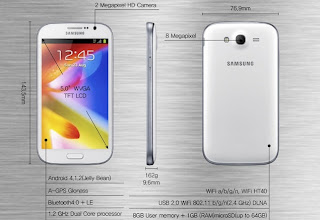 Samsung Galaxy Grand 19082