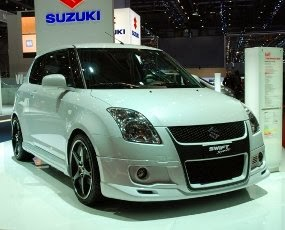 suzuki swift tampil sporty