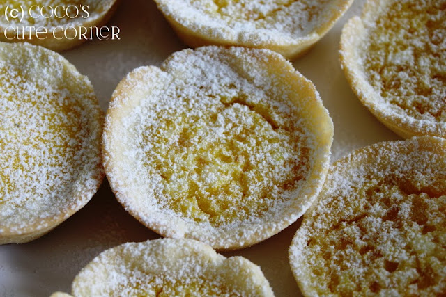 Lemon Tartlettes