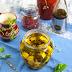 Feta marynowana z oliwkami i ziołami
