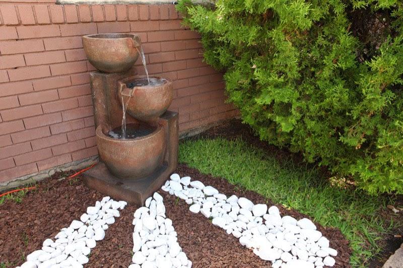 decoracion de jardines exteriores parte 1