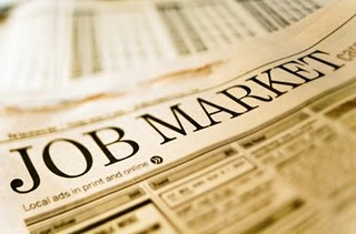 jobless claims indicate labor stall