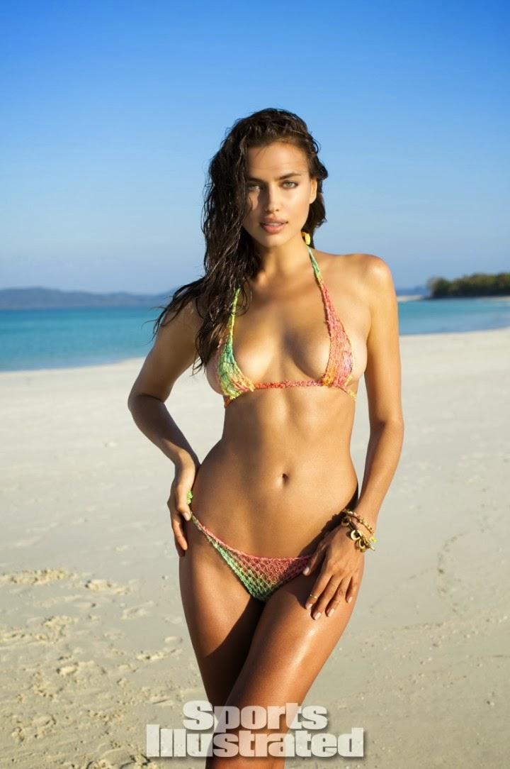 Irina Shayk Sports Illustrated 2014 Sports Illustrated 2014 3