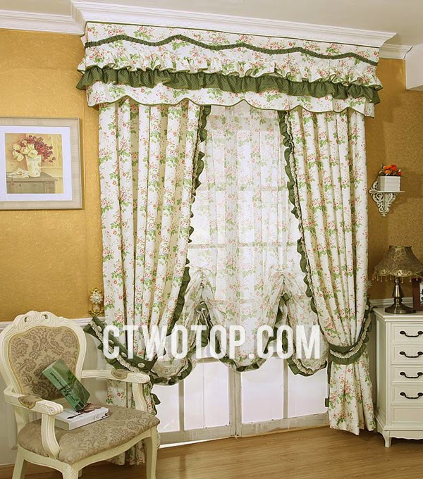 Il blog di manu beautiful curtains and economic on for Cute curtain ideas for living room