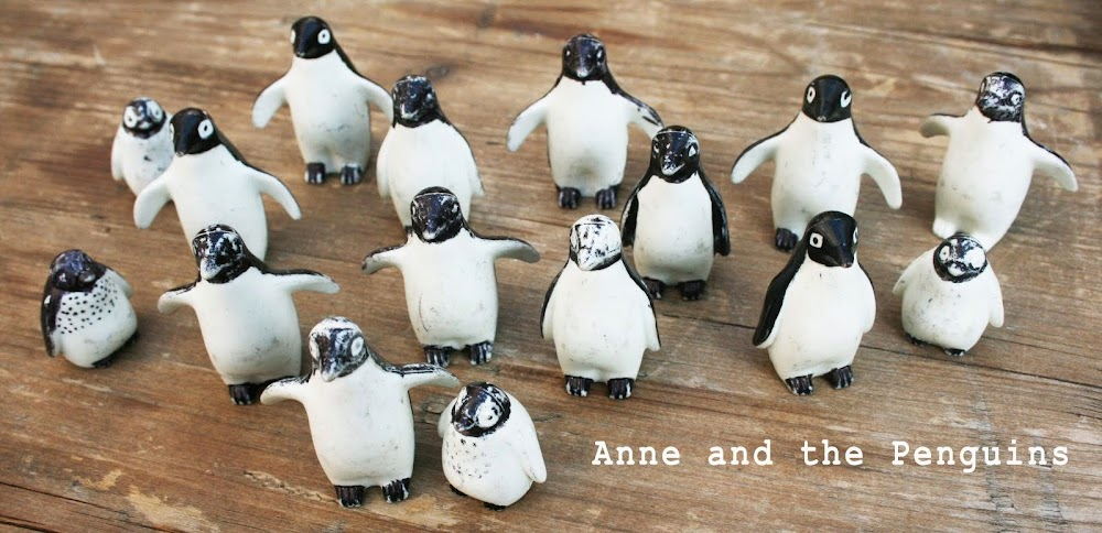 Anne and the Penguins