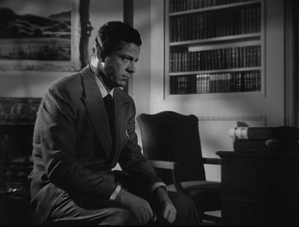 Dana Andrews in Daisy Kenyon