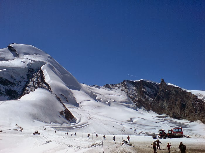 Saas Fee - The Top Ski Resorts in Switzerland