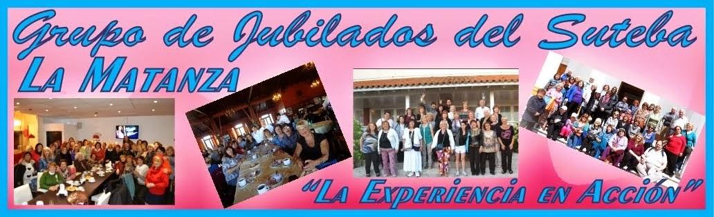 Grupo de Jubilados - SUTEBA La Matanza