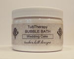 Wedding Cake Bubble Bath