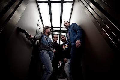 Leissiel grupo banda 2013