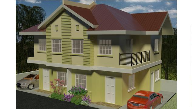 Grace – Two Storey Duplex House in Consolacion Cebu