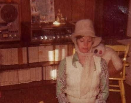 1970's Big Hat