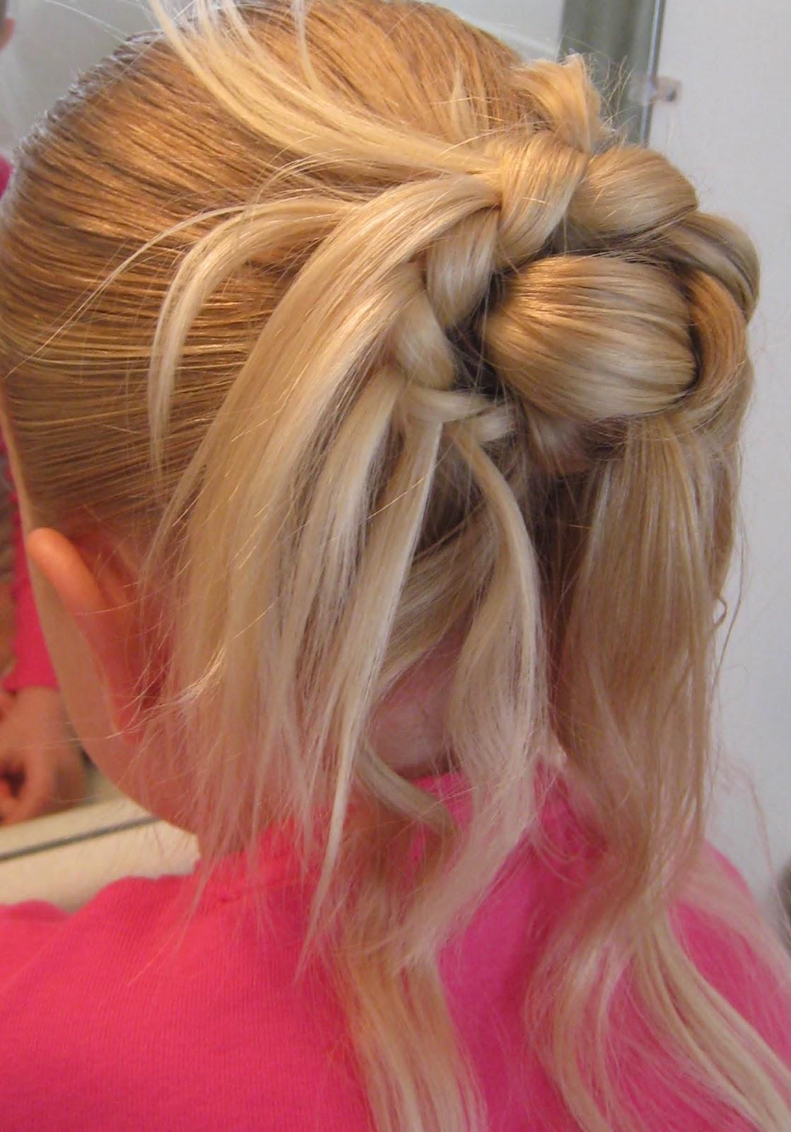 Only Women Secrets 10 Stunning Braided Bun Hairstyles