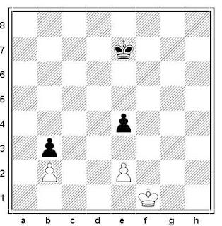 Problema ejercicio de ajedrez número 718: Estudio de Joaquim Travesset (2010)