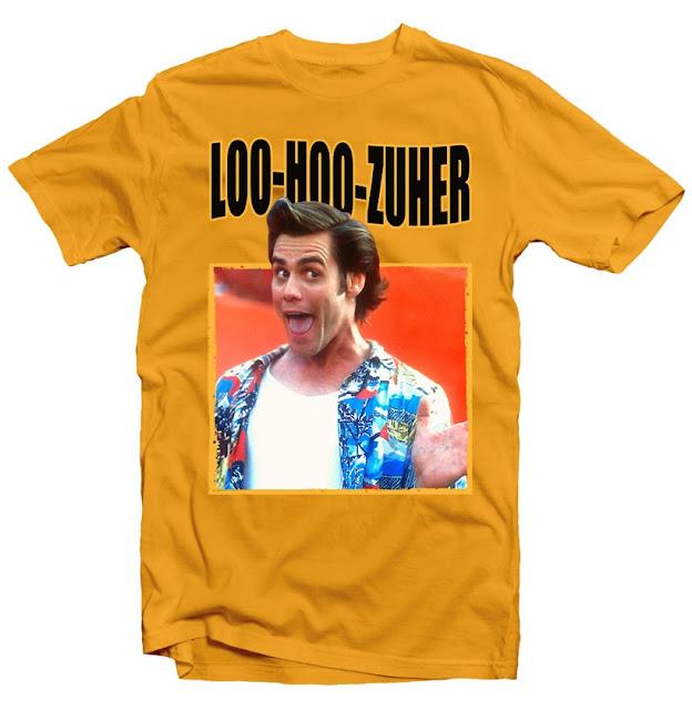 loser acer ventura tshirt design